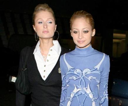 Paris y Nicole formales